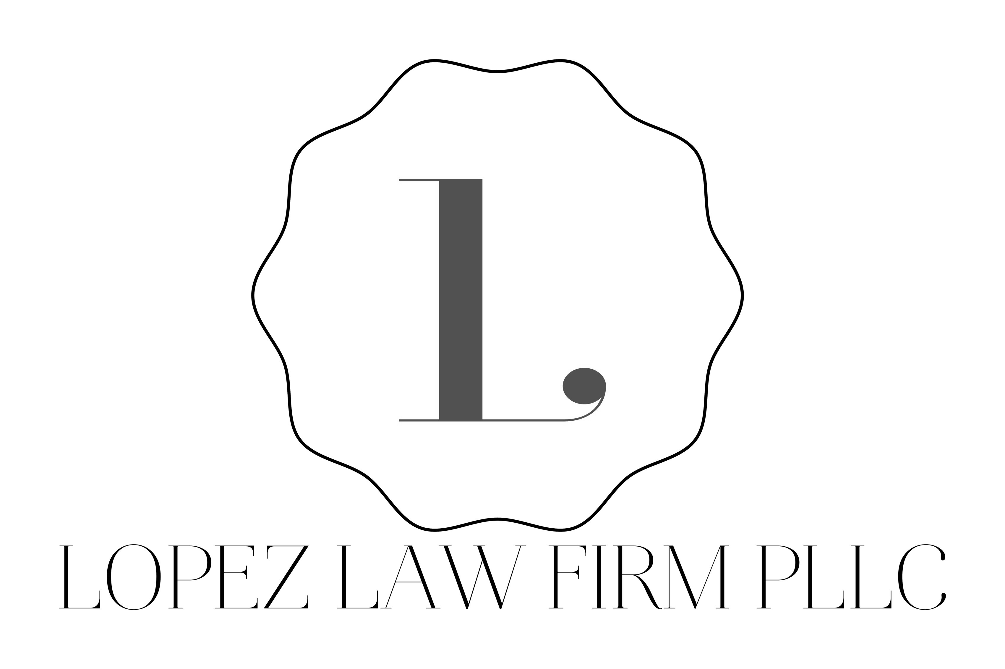 Lopez Law Firm DC - Logo